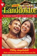 Tessa Hofreiter: Der neue Landdoktor 34 – Arztroman ★★★★★