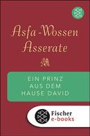 Asfa-Wossen Asserate: Ein Prinz aus dem Hause David ★★★★