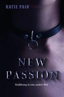 Katie Pain: NEW PASSION ★★★