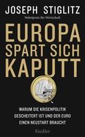 Joseph Stiglitz: Europa spart sich kaputt ★★★