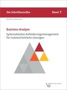 Axel-Bruno Naumann: Business-Analyse