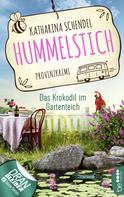 Katharina Schendel: Hummelstich - Das Krokodil im Gartenteich ★★★★