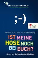 Anna Koch: Ist meine Hose noch bei euch? ★★★★