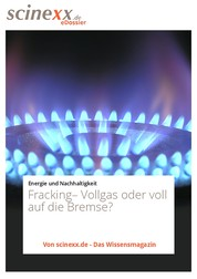 Fracking: Vollgas oder voll auf die Bremse? - Umstrittene Erdgasförderung in Deutschland