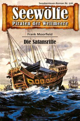 Seewölfe - Piraten der Weltmeere 526