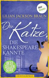 Die Katze, die Shakespeare kannte - Band 7 - Die Bestseller-Serie