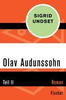 Sigrid Undset: Olav Audunssohn ★★★★★