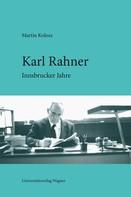 Martin Kolozs: Karl Rahner