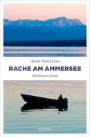 Inga Persson: Rache am Ammersee ★★★