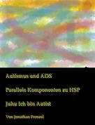Jonathan Frenzel: Autismus und ADS