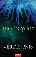 Mo Hayder: Verderbnis ★★★★