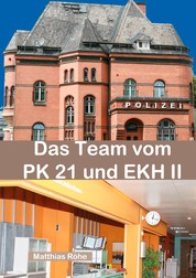 Das Team vom PK 21 und EKH II - Zahlen, Daten, Fakten über TV-Serie Notruf Hafenkante mit vielen Fotos vom Set