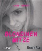 Luise Hakasi: Blondinen Witze ★★★