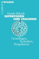 Nando Belardi: Supervision und Coaching