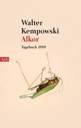 Alkor - Tagebuch 1989
