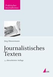 Journalistisches Texten