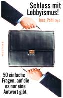 Ines Pohl: Schluss mit Lobbyismus! ★★★★★