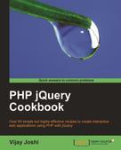Vijay Joshi: PHP jQuery Cookbook ★★
