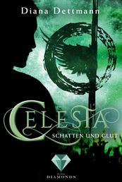 Celesta: Schatten und Glut (Band 3) - (Fantasy-Liebesgeschichte)