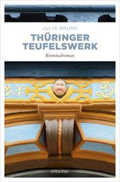 Thüringer Teufelswerk - Kriminalroman