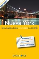 María Pía Artigas: Nueva York. Preparar el viaje: guía cultural