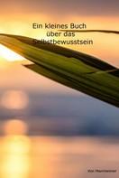 Mannheimer: Ein kleines Buch über das Selbstbewusstsein