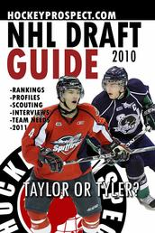 NHL Draft Guide 2010
