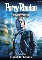 Michelle Stern: Perry Rhodan Neo 55: Planet der Stürme ★★★