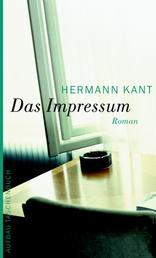 Das Impressum - Roman