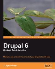 Drupal 6 Content Administration