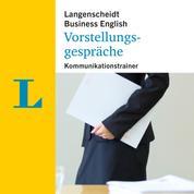 Langenscheidt Vorstellungsgespräche - Kommunikationstrainer Business English