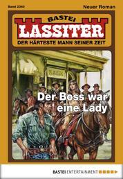 Lassiter - Folge 2340 - Der Boss war eine Lady