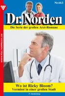 Patricia Vandenberg: Dr. Norden 663 – Arztroman ★★★★★