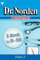 Patricia Vandenberg: Dr. Norden Bestseller Paket 2 – Arztroman ★★★★