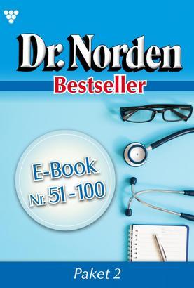Dr. Norden Bestseller Paket 2 – Arztroman