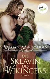 Die Sklavin des Wikingers - Roman