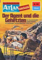 Marianne Sydow: Atlan 260: Der Agent und die Gehetzten ★★★★★
