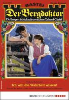 Andreas Kufsteiner: Der Bergdoktor 1927 - Heimatroman