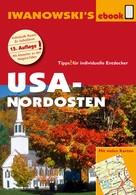 Margit Brinke: USA-Nordosten - Reiseführer von Iwanowski ★★★★