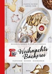 Weihnachtsbäckerei - Plätzchen - Kuchen - Kleingebäck