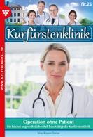 Nina Kayser-Darius: Kurfürstenklinik 25 – Arztroman ★★★★★