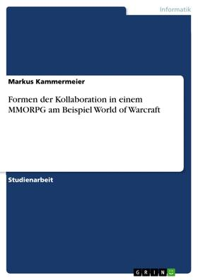 Formen der Kollaboration in einem MMORPG am Beispiel World of Warcraft