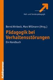 Pädagogik bei Verhaltensstörungen - Ein Handbuch