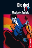 André Marx: Die drei ??? Musik des Teufels (drei Fragezeichen) ★★★★★