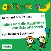 Ohrenbär - eine OHRENBÄR Geschichte, Folge 9: Julius und die Raufritter von Schroffenstein (Hörbuch mit Musik)