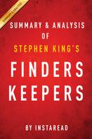 Instaread: Finders Keepers by Stephen King | Summary & Analysis