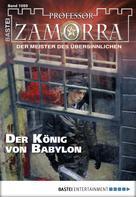 Simon Borner: Professor Zamorra - Folge 1059 ★★★★