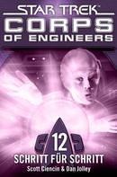 Scott Ciencin: Star Trek - Corps of Engineers 12: Schritt für Schritt ★★★★
