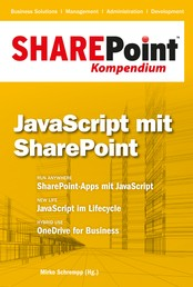 SharePoint Kompendium - Bd. 6: JavaScript mit SharePoint