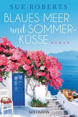 Blaues Meer und Sommerküsse